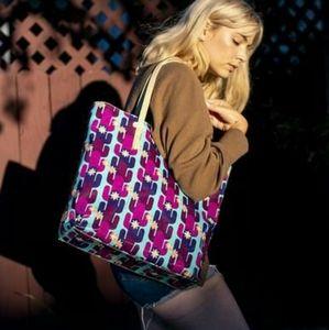 NWT Consuela Twyla Market Tote Shoulder Bag